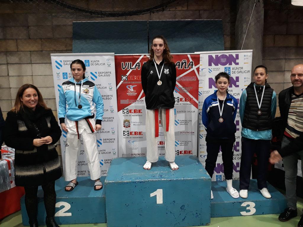 DESPORTO –  Taekwondo do GD Prado consegue uma medalha de ouro e duas de prata em Espanha