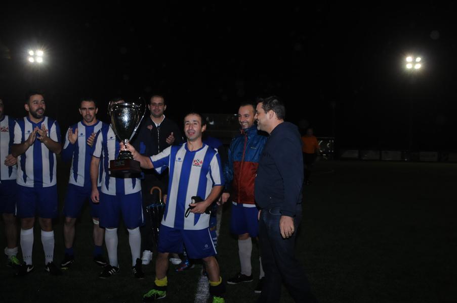 Acra Alheira conquista torneio de Veteranos de Freiriz