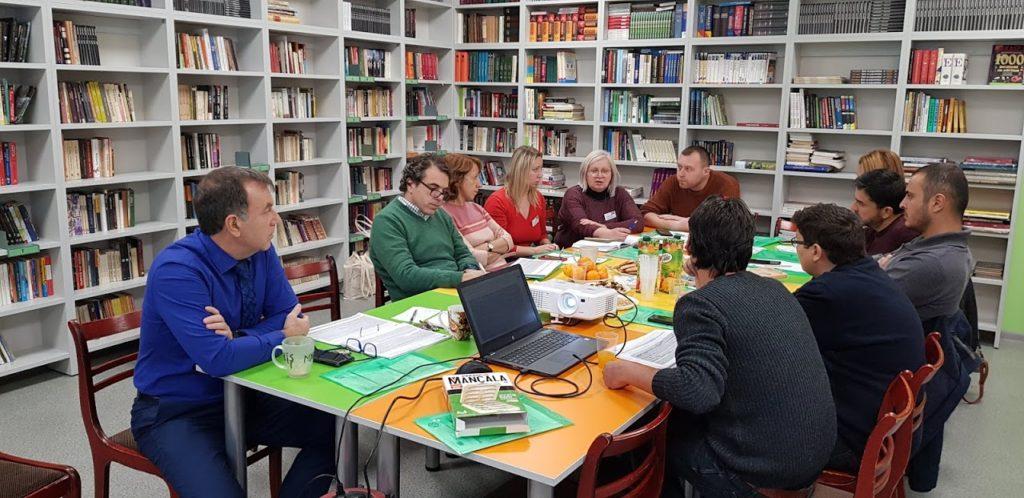 REGIÃO - EPATV explora inovação metodológica em aula através de projecto Erasmus+