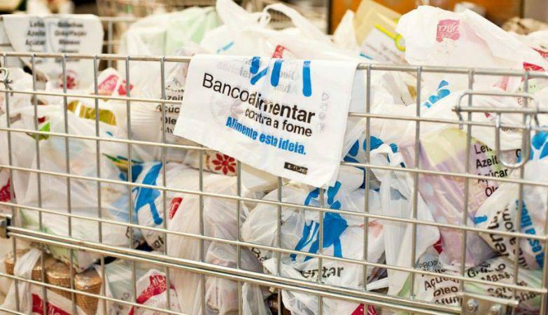 BRAGA - Banco Alimentar contra a Fome de Braga recolhe 156 toneladas de alimentos