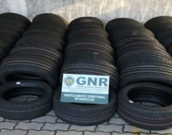 GNR Braga – Apreensão de pneus