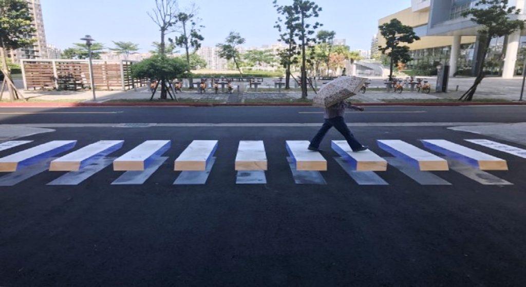 REGIÃO – Associação Cidadãos de Esposende desafia Benjamim Pereira a colocar passadeiras 3D