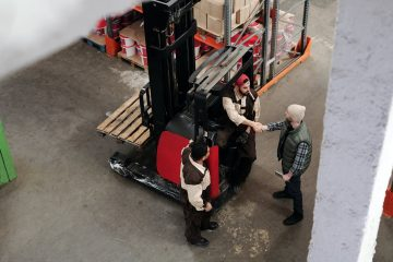 """featured image of the blog titled """"Why Practicing Regular Forklift Maintenance Is a Must"""""""