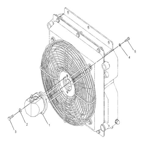 fan pump conversion