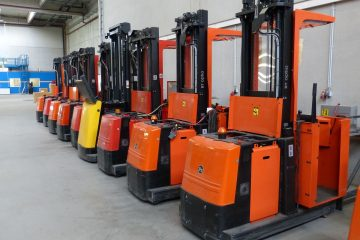 """featured image of the blog titled """"Different Types of Lift Trucks For Sale in Denver"""""""