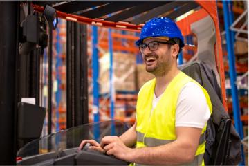 "featured image of the blog titled ""Patriot Forklifts Now Offering Custom Forklifts in Denver"""