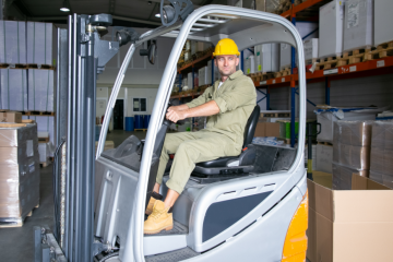 """featured image of the blog titled """"What You Need to Know Before Buying Lift Trucks for Sale Online"""""""
