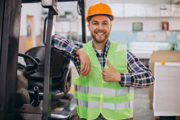 """featured image of the blog titled """"Types of Lift Trucks for Sale That Could Benefit Your Denver Business"""""""