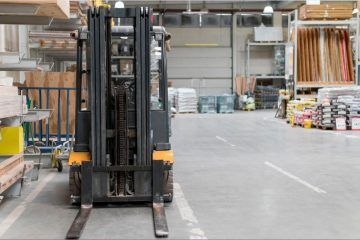 """featured image of the blog titled """"Low-Maintenance & High-Quality Forklifts For Sale in Denver"""""""