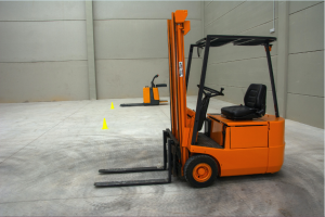 """featured image of the blog titled """"Find and Buy the Best Custom Forklifts Available Online"""""""