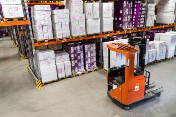 """featured image of the blog titled """"Where to Purchase The Best Warehouse Equipment Online"""""""