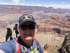 South Rim, Grand Canyon | 04 July 2016