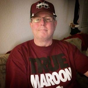 Maroon Friday | Probably taken on an autumn Friday in 2017