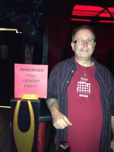 Taken during my 50th birthday party in 2012 at Count's Vamp'd in Las Vegas, Nevada.