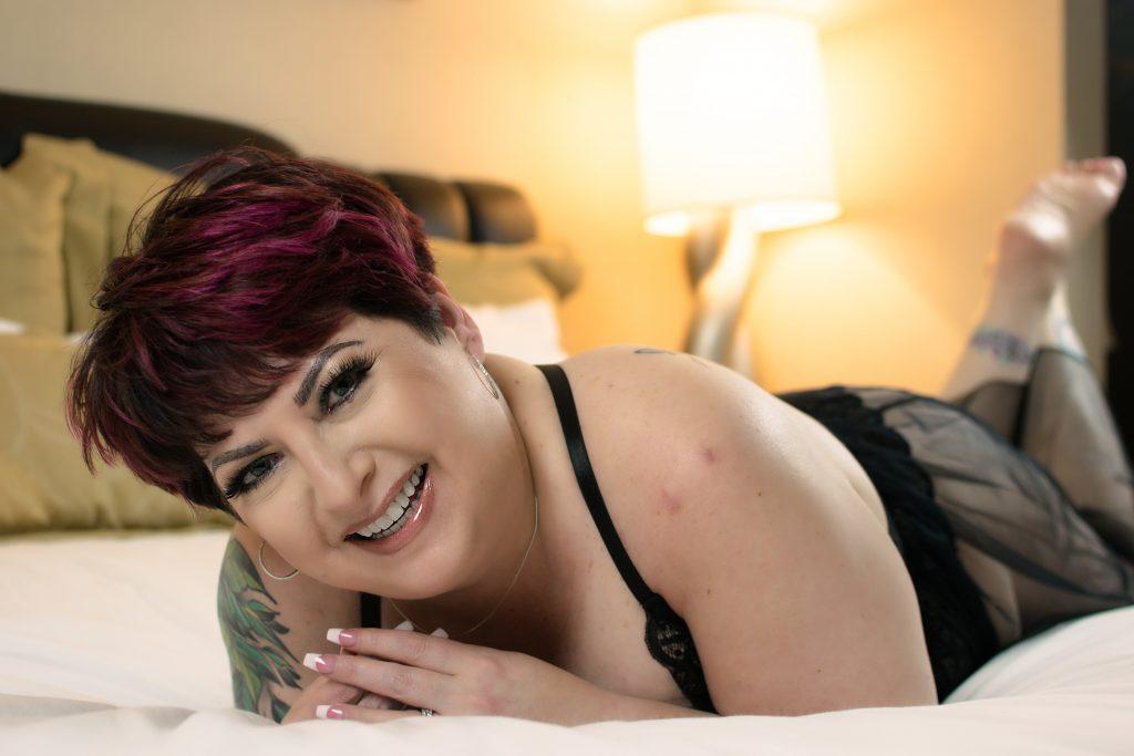 boudoir photo example