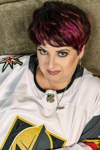Go Knights Go | Stephanie Gentry | NY NY Hotel & Casino | Las Vegas | Nevada