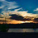 sunrise, henderson bird viewing preserve, nevada, photo, photography