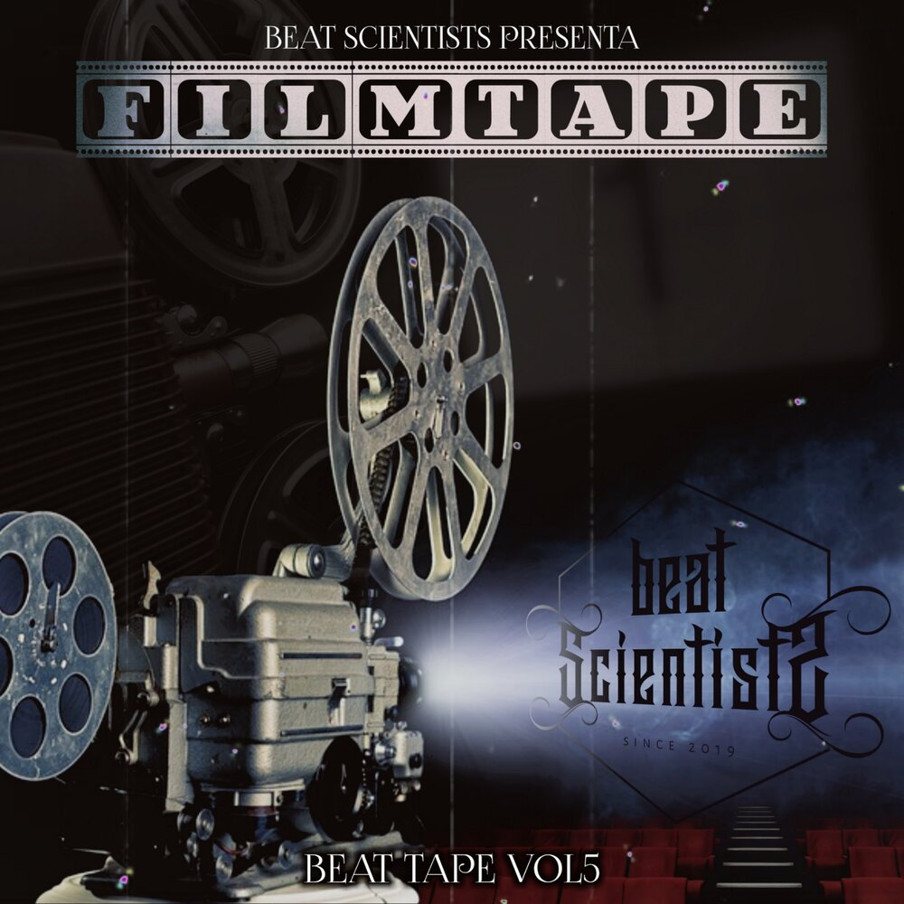 Beat scientists – Beattape Vol.5 – FilmTape