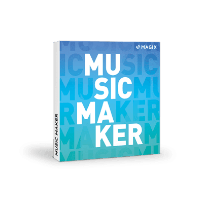 Music Maker 2020 de Magix Software