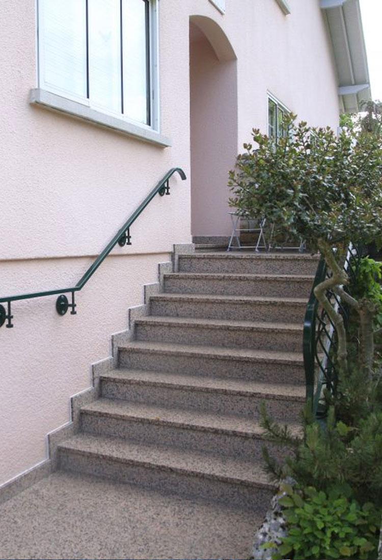Réalisations d'escaliers en granit