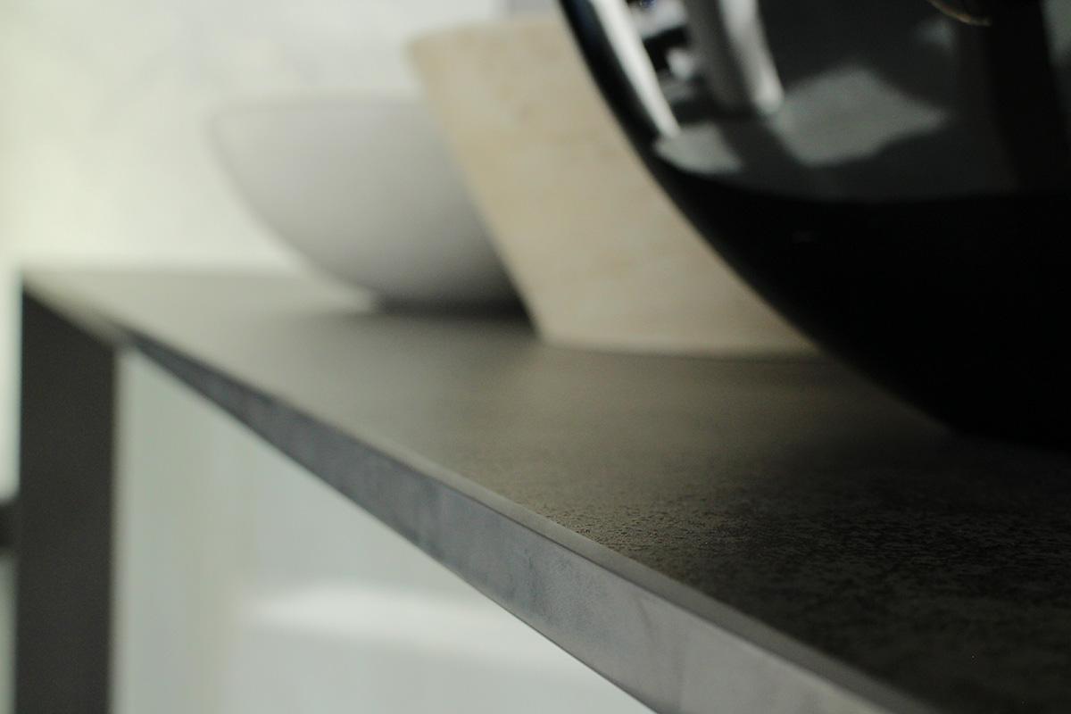 Réalisation de lavabos et vasques en granit