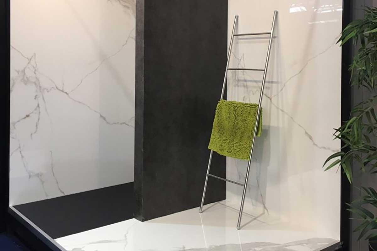 Salle de bain en granit sur-mesure