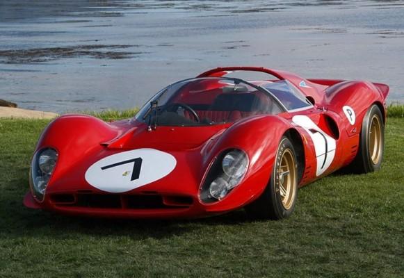 1967-Ferrari-330-P4-mauro Forghieri