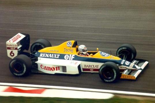 Williams-fw12