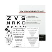 Low Vision Tests