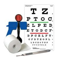 Ophthalmic Supplies