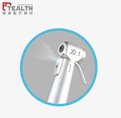 Piesa cot Tealth 3200CH cu LED 20:1 contraunghi implantologie 70N/cm