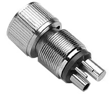 Adaptor turbina, micromotor