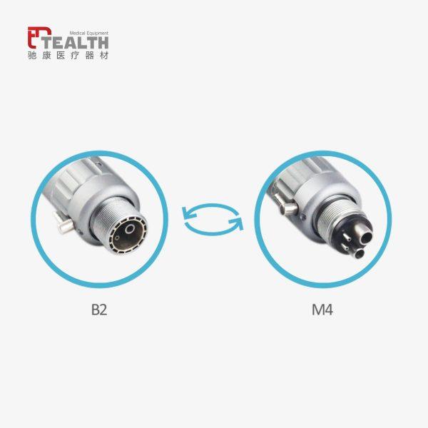Micromotor Tealth 1021 pneumatic clasic racire externa
