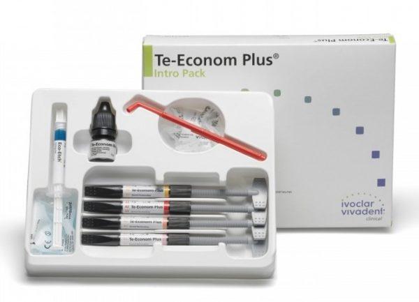 Te-Econom Plus intro pack set compozit 4x4g