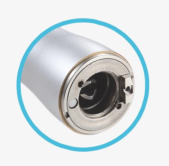 Piesa cot Tealth 3203 reductie 20:1 fibra optica contraunghi implantologie