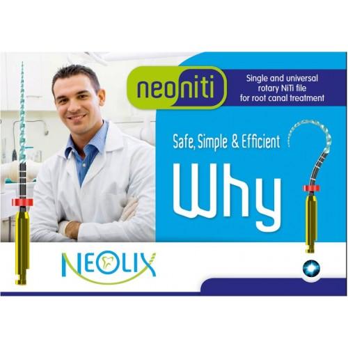 Ace rotative Neolix Neoniti A1, 040 - set 5 buc