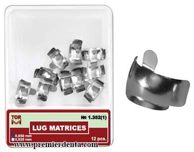 Matrici LUG metalice preconturate 1351 1352 1353 1358 TOR VM