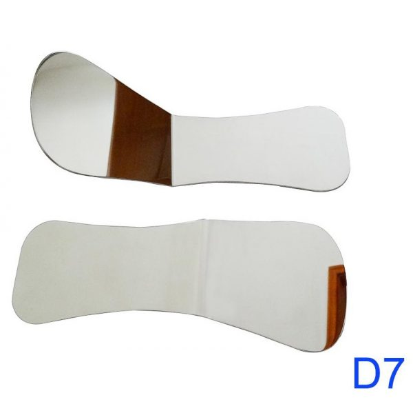 Oglinda foto intraorala din otel set 9 oglinzi Denxy