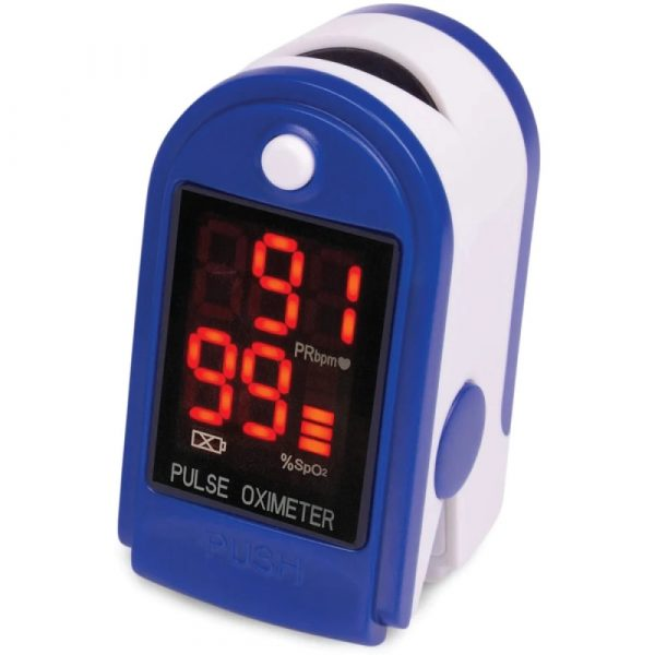 Pulsoximetru digital puls oximetru saturatie puls model 2