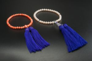 数珠の持ち方