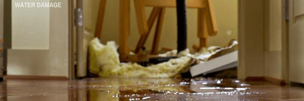 Water Damage restoration raleigh nc