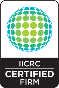 iicrc certified firm professional restoration services