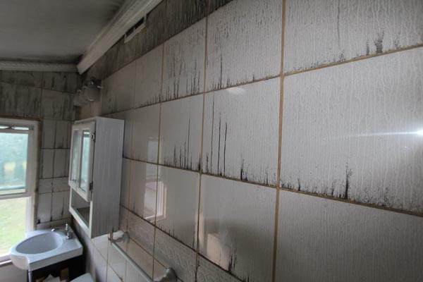 smoke damage cleaning restoration services