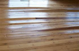 hardwood floor cupping