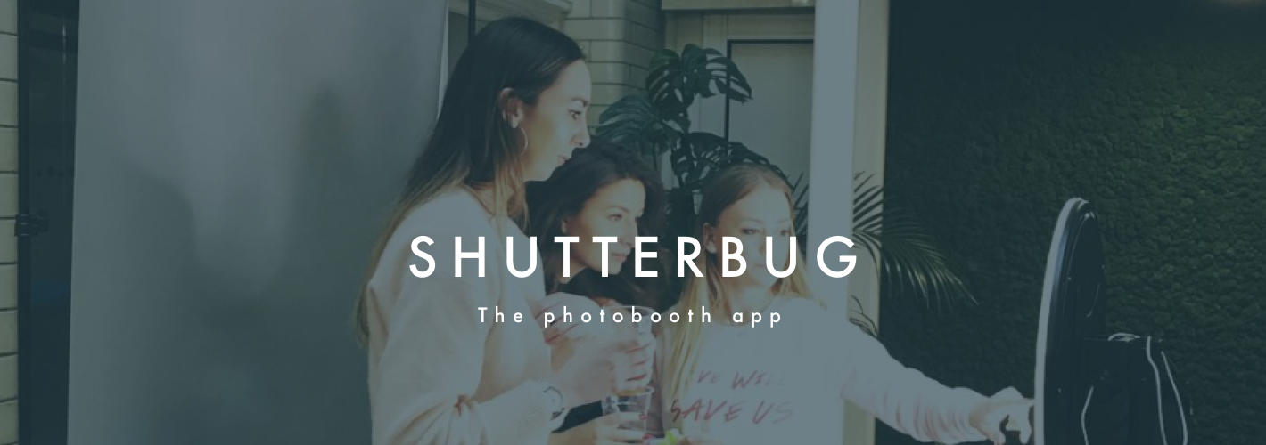 Shutterbug: Democratising Event Technology