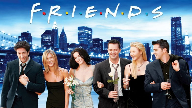 Friends TV show quiz - How much do you know about this show from 90s 1