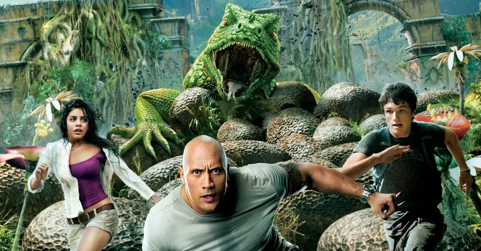Dwayne Johnson quiz - Name the Rock's Movies 22