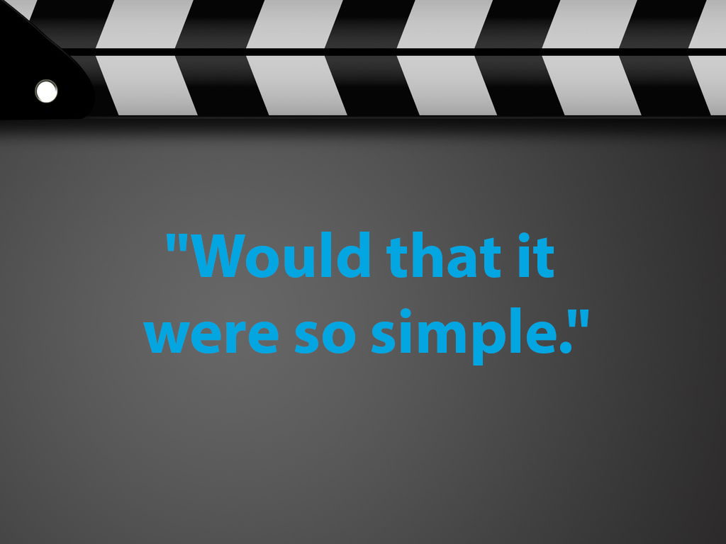 Movie Quotes Quiz - Famous movie quotes trivia 20