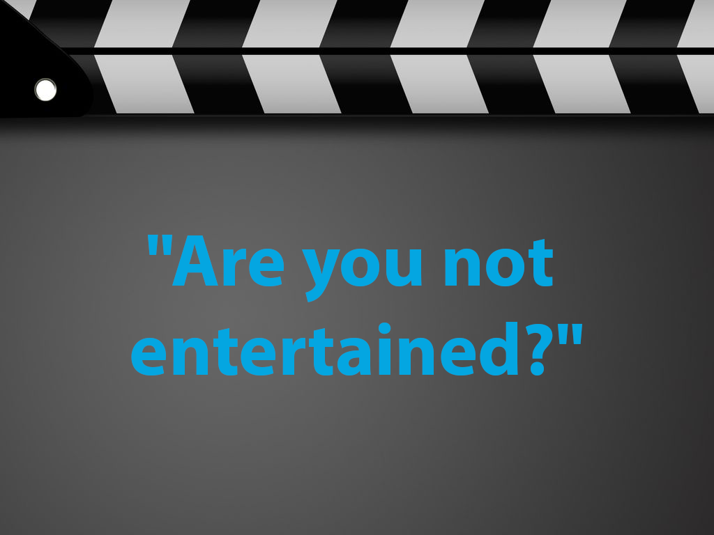 Movie Quotes Quiz - Famous movie quotes trivia 28