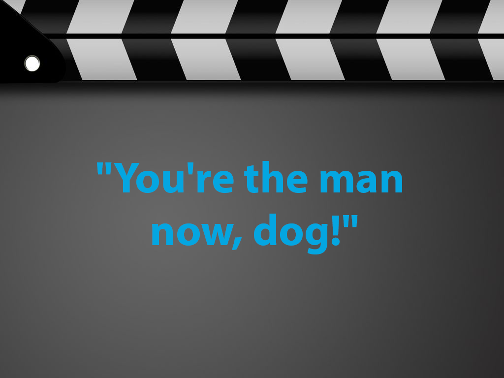 Movie Quotes Quiz - Famous movie quotes trivia 8